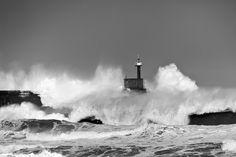 the old lighthouse by Lujó Semeyes on 500px
