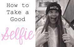 "How to Take a Good Selfie We live in the ""selfie"" age. Selfies are fun to take! Do you ever look at a girl's Instagram selfies and thing ""how DO they DO it?!"" They seem to have the perfect selfie strategy. Here are 7 tips on how to take a great selfie.  Wear the right makeup: Always add a little extra blush, because the a...  Read More at http://www.chelseacrockett.com/wp/teentalk/how-to-take-a-god-selfie/.  Tags: #Advice, #Fun, #HowTo, #HowToTakeAGoodSelfie, #"