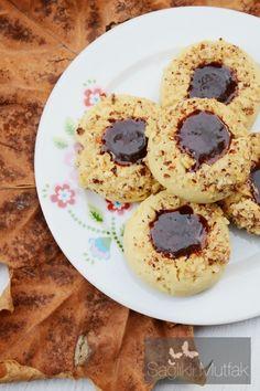fındıklı, reçel dolgulu kurabiye