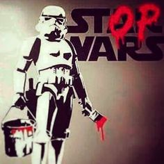 Stop Wars, Banksy