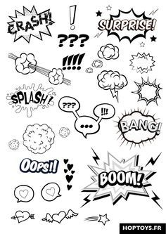 A l'occasion du prochain Festival de la BD d'Angoulême, voici des activités amusantes à télécharger sur le thème de la bande dessinée. Développer l'appétence au langage écrit Utilisez les planches vierges ci-dessous pour aborder le récit écrit en utilisant les éléments visuels propres à la Bandes dessinées. LES PLANCHES DE VIGNETTES:Nous vous proposons deux planches …