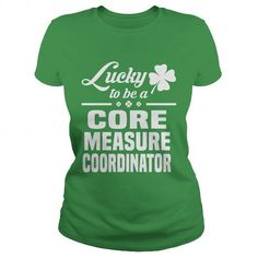 Awesome Tee Core Measure Coordinator T shirts