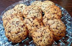 Εξαιρετικά, μαλακά και σούπερ απολαυστικά Cookies! Bagel, Cookies, Biscuits, Muffin, Bread, Breakfast, Desserts, Food, Crack Crackers