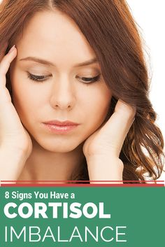 Could cortisol be the culprit for your health issues? Check out these eight signs your cortisol levels are out of whack!