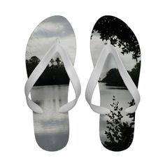 Day at the Lake Sandals