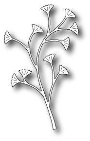 Karten-Kunst - Stempel- und Scrapbook-Shop - Memory Box Stanzschablone - Flutter Vine
