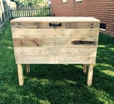 * REDUCED* Cooler Stand ~ Ice Chest ~ Custom Built