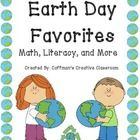 Earth Day Favorites- Math, Literacy, and More!  This is a MUST HAVE! This is a week long unit for Earth Day. Your students will be engaged and love...