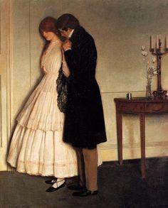 leonard-campbell-taylor-british-painter-1874-1969-e28093-persuasion.jpg (515×640)