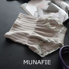 308ff9de792a2 Munafie Slimming Panty - Seamless high waist body shaper panty