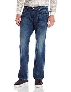 Southpole Men's Big-Tall Big and Tall Acid Washed Denim Jean, Dark ...
