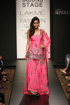 Sharara by Arpita Mehta at Lakme Fashion Week 2014