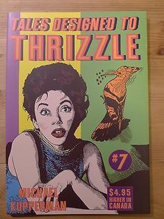 Comic Tales Designed to Thrizzle 7 2011 Fantagraphics VF NM | eBay