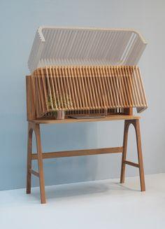 34 Ideas for oak wood desk products Design Furniture, Sofa Furniture, Furniture Making, Luxury Furniture, Contemporary Furniture, Furniture Dolly, Furniture Stores, Cheap Furniture Online, Wholesale Furniture