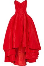 Silk-faille gown   Zac Posen