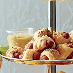 Chicks in a Blanket - Best Party Appetizers and Recipes - Southern Living