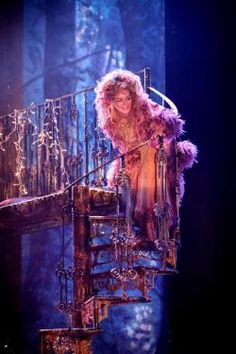 #London show - A Midsummer Night's Dream at Noel Coward Theatre