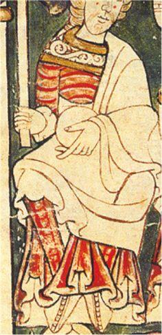 - OPUS INCERTUM -: EL BRIAL 1175-85, Biblia de Burgos o Beato de San Pedro de Cardeña, Biblioteca Pública, Burgos (detalle)