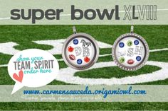 Origami Owl Super Bowl 2014 http://brief.origamiowl.com Origami Owl Living Lockets! Personalize yours today!