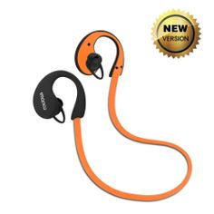 Bluetooth Headphones, Imarku® Sport Bluetooth Wireless Headset Headphone Earphone with Bluetooth CSR 4.0 Compatible with Apple Iphone 6 / 6 Plus Android Devices and Tablets