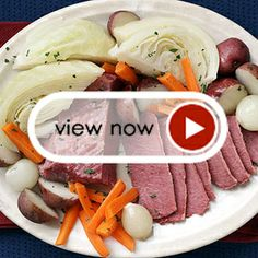 See How to Make Corned Beef and Cabbage