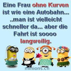 ch, eine Fanpage von Bob, Stuart, Kevin und Gru … – Part 7 – Frauen Minion Gif, Funny Minion, Minion Banana, Minions Quotes, Pinterest Blog, Man Humor, Wedding Themes, Funny Photos, Things To Think About