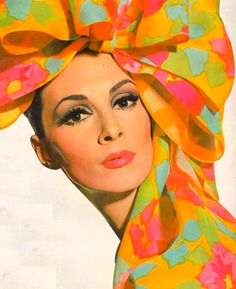 Know your fashion history? Then test it out with this look at vintage Vogue magazine covers from the and Vogue Magazine Covers, Fashion Magazine Cover, Fashion Cover, 1960s Fashion, Vintage Fashion, Young Fashion, Vintage Beauty, Fashion Fashion, High Fashion