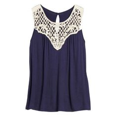 New Stitch Fix item - Looking for a lace top in my next stitch fix. Here are some ideas of what I like! - Mary