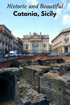 Things to do in Catania, Sicily, Italy. Click to find out why a trip to Sicily isn't complete without a stop in Catania!