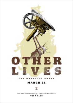 GigPosters.com - Magnetic North, The - Other Lives