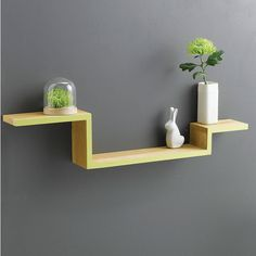 solid oak shelf by childs & co | notonthehighstreet.com