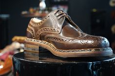 Finest Cordovan shoes available at Oxblood Zürich Europaallee 19 www.oxbloodshoes.com #cordovan #dandy #brogues #budapester #heinrichdinkelacker #gentleman #zopfnaht #dapper #horween #euroapaallee #handmade Men Dress, Dress Shoes, Oxblood, Shoe Collection, Dapper, Oxford Shoes, Lace Up, Handmade, Shopping