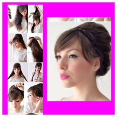 Christmas party hairstyles for parties pinterest do it yourself hairstyle solutioingenieria Choice Image