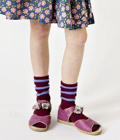Matilda Jane Paint by Nubmers Gemma Socks