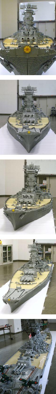 Project YAMATO, WWII Japan Battleship