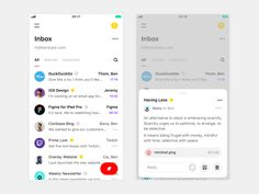 Simple Email for iOS