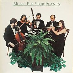 Various Artists - Music For Your Plants (1975)