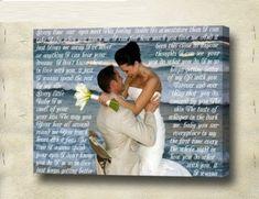 Banner Printing Charlotte NC Photo Canvas, Wedding Songs, Wedding Gifts, Wedding Beach, Wedding 2015, Mermaid Wedding, Wedding Stuff, Custom Canvas Prints, 25th Anniversary Gifts