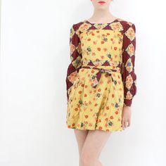 cute vintage dress, #dress
