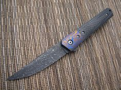 Luc Burnley Folding Kwaikens by toybot studios, via Flickr