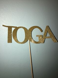 Love this custom prop from @Etsy shop from The Manic Moose. It's the perfect addition to my Toga party theme #toga!  #toga! #toga!
