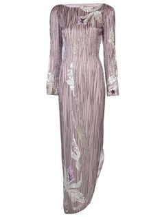 BOB MACKIE VINTAGE - lily beaded gown 6