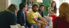 Still of Sasha Barrese, Bradley Cooper, Zach Galifianakis and Ed Helms in The Hangover Part III