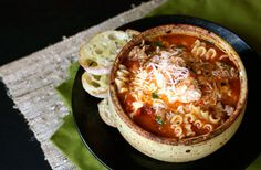 13 Soup Recipes Based On Everyone's Favorite Comfort Foods