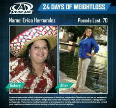 You start w/ a challenge, you boost your weight loss, you learn how to be healthy,  stick with it & get amazing results! www.advocare.com/121018761