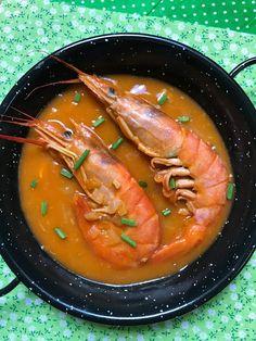 Gambones en salsa marinera – Atıştırmalıklar – Las recetas más prácticas y fáciles Seafood Dishes, Fish And Seafood, Seafood Recipes, My Recipes, Cooking Recipes, Tapas, My Favorite Food, Favorite Recipes, Sushi