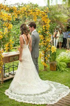 Inspiração - vestido de noiva 3