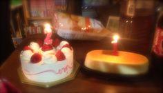 高校時代からの友人の21歳の誕生日。やはり手作りのプレゼントは温かくて良いなあと思いました。