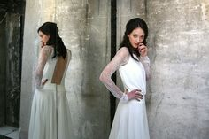 Collection Love street + Let it be - Bérengère Saint Pierre - Créatrice de robes de mariée à Paris