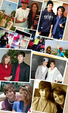 Austin and Mama Mahone I love you guys(;